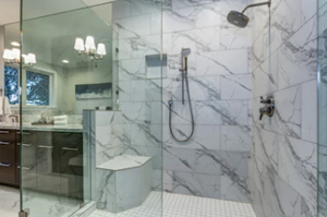 Top rated city name frameless shower doors
