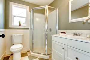Top rated Casselberry frameless shower doors