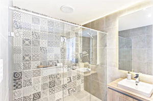 Top rated Maitland frameless shower doors