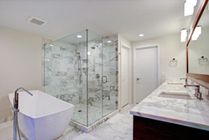 Durable Frameless Shower Doors