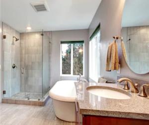 Windermere Frameless Shower Doors